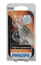 Philips 12498B2 Vision lot de 2 ampoules P21W 12V 21W pour clignotants  - C2972