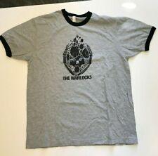 The Warlocks band shirt Large black angels dead meadow brian jonestown massacre