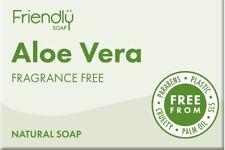 Friendly Aloe Vera Soap