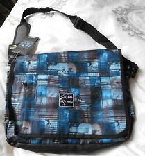 HOT TUNA Tasche Messenger Bag Flight Schultertasche Schulter Uni Sport Tasche