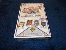 1991 Upper Deck Baseball collector cards