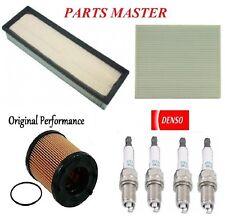 4 pc Denso Iridium TT Spark Plugs for Chevrolet HHR 2.0L 2.4L 2.2L L4 kw