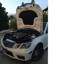 Genuine Mercedes-Benz E-Class W212 Engine Hood Sound Insulation A2126820126 OEM