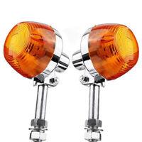 2X for Honda CT70 CT90 XL100 CB350 CM400 CB450 CB750 Turn Signal Light 8Mm K9V6
