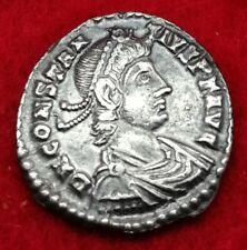 Constantius 1st Siliqua