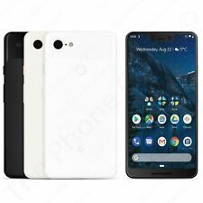 Unlocked Verizon Google Pixel 3 64GB 128GB Any GSM Verizon Black White Pink GOOD