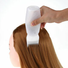 Hair Dye Bottle Applicator Comb Brush Dispensing Salon Dyeing Hair Hot T6L1