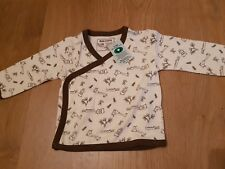 Maple clothing Inc 100% organic cotton 6 - 12 months top