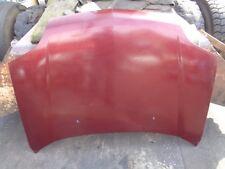 NISSAN X TRAIL BONNET IN ROMA RED AX5 K // AX5K 2001 - 2007 X-TRAIL -
