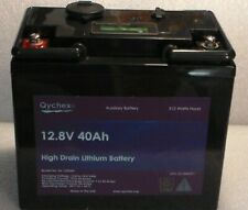 12V 40Ah Lithium Multipurpose Rechargeable Battery