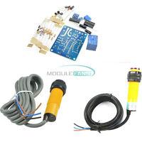 E18-D50NK/E18-D80NK NPN Adjustable Infrared Reflectance Sensor Switch DIY Kit