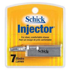 Schick Injector Blades 7 EA Durable Chromium