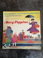 Mary Poppins Vinyl Record OST with Dickie Henderson and Cheryl Kennedy