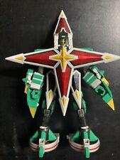 Power Rangers Ninja Storm Samurai star green Megazord helicopter thunder mmpr