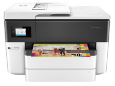 Impresora multifunción HPOfficeJet Pro7740 Inyección tinta térmicaA3 Wifi Blanco