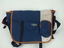 Jansport Trans Messenger Blue/Orange Shoulder Bag
