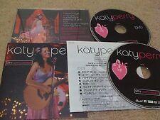 KATY PERRY / MTV unplugged /JAPAN LTD CD&DVD