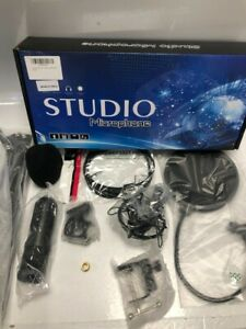 Studio Microphone CherryPOP Recording Strong Sound Pressure Streaming Gaming