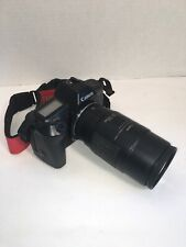 CANON EOS 630 With Zoom Lens EF 100-200mm 1:45 A