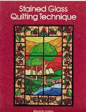 Stained Glass Quilting Technique Book