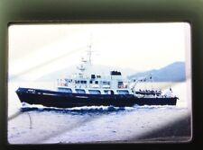Royal Hong Kong Police Maritime Marine Force Ship Boat 35mm Slide Photograph C