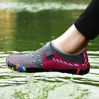 Womens Water Shoes Barefoot Quick-Dry Aqua Socks for Beach Swim Surf Yoga Exerci