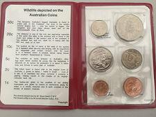 1980 RAM UNCIRCULATED 6 COIN MINT SET