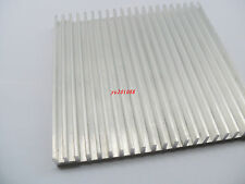 NEW 140x140x12.7mm High Quality Aluminum Heat Sink for LED Power IC Transistor