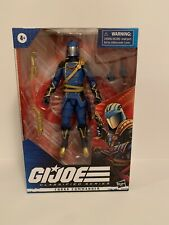 G.I. Joe Classified - COBRA COMMANDER Regal Variant Exclusive Action Figure