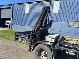 Hiab 070 truck Crane for sale