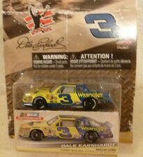 RARE#3 DALE EARNHARDT WRANGLER 85-86 MONTE CARLO 2013 NASCAR AUTHENTICS NEW 1/64
