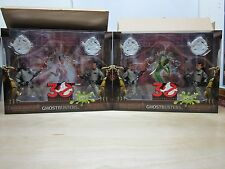 MATTEL GHOSTBUSTERS 30TH ANNIVERSARY NEW SET OF 4 ACTION FIGURES SEALED VENKMAN
