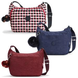 Kipling Cai - Zip Top Shoulder Bag - 3 Colour Ways