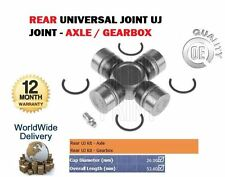 FOR TOYOTA HILUX 1.8 2.4D 1989-2001 NEW REAR AXLE GEARBOX UJ UNIVERSAL JOINT