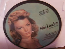 "julie london""cry me a river""""single7""picture disc.uk edsel:pe5004de 1983"