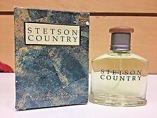 Stetson Country By Coty Men Cologne Spray 1.7 oz / 50 ml NIB Rare as PiC