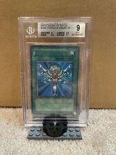 2002 Yu-Gi-Oh! 1st Edition English LOB-118 Monster Reborn Ultra Rare BGS 9 VHTF