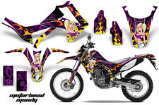 Honda Graphic Kit AMR Racing Bike Decal CRF 250L Decal MX Parts 2013+ MANDY PURP