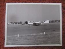 PHOTO AVION AIRCRAFT FLUGZEUG DE HAVILLAND DH.112 VENOM ROYAL NAVY