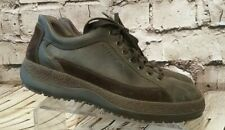 Mephisto Sneaker Men's Brown Leather Shoes Sz 8 Made in France
