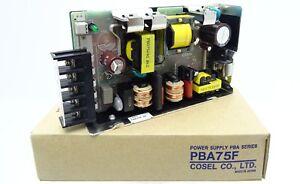 COSEL PBA75F-24 Stromversorgung Power Supply Netzteil Netzgerät 24V DC 3,2A