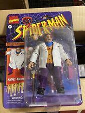Marvel Legends SPIDER-MAN VINTAGE BAF KINGPIN VARIANT 6 inch  figure HASBRO