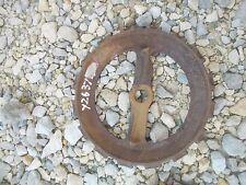 1 Used Y2637 Steel / Cast Iron John Deere Planter Jd Seed Plate Y 2637