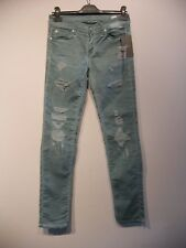 7 For All Mankind Distressed Stretchy Jeans BNWT €191. Size: UK28