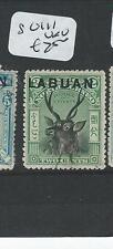 LABUAN (P2101B) 2C DEER  SG 111  VFU