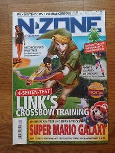 N-Zone - Zeitschrift - Ausgabe 1/2008 - Nintendo
