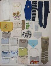 31 teiliges Baby Kinder Bekleidungspaket   Jungs / Boys  Gr. 74 - 80