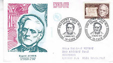 FRANCE 6 MARCH 1971 ESPRIT AUBER FIRST DAY COVER SHS
