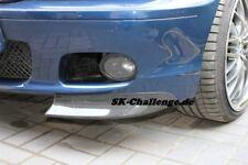 BMW e46 echt CARBON/Kohlefaser CSL-Style Performance Flaps M-Paket M-Sportpaket