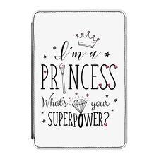 """I una princesa? cuál es su am superpotencia Estuche Cubierta para Kindle 6"""" - Lector-Gracioso E"""